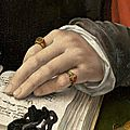 <b>Jan</b> <b>Gossaert</b> (Netherlandish, c. 1478 - 1532), Portrait of a Merchant, c. 1530