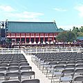 Infos live au heian shrine de kyoto