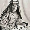 dimanche 16 août - un prince du désert d'Arabie...