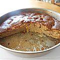 Un gâteau ordinaire.......