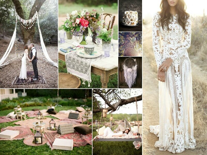 Mariage *Garden Party* - Rose Fantaisie *Wedding Planner & Wedding Déco*