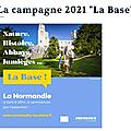 Saison touristique 2021: La <b>Normandie</b>? notre camp de base... EXISTENTIEL!