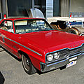 Dodge <b>Polara</b> hardtop coupe-1966