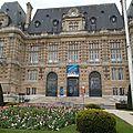 Hôtel de ville de versailles.