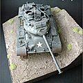 La panne - M47 Patton 1951 PICT7542