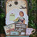 Challenge 109 cardsund more tag vintage