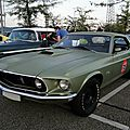 Ford mustang hardtop coupe - 1969