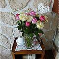 ♥ des roses pour commencer la semaine ♥