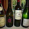Dernier soir... Un vin australien de la Mac Laren Valey, Pavie Macquin et Les <b>Murgiers</b>...