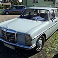 Mercedes benz 220 d (w115)-1971