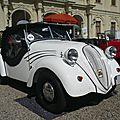 NSU <b>FIAT</b> <b>500</b> Topolino Weinsberg Roadster 1939