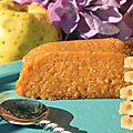 Fondant soyeux, acidulé de pommes sauvages au caramel beurre salé: c'est la rentrée!