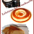 Flan aux oeufs au cook in