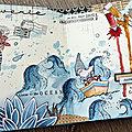 Art Journal Notre Voyage Extraordinaire