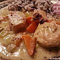 Blanquette de saumon facile, idéale pour les fêtes ou les repas du dimanche