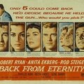 Les échappés du néant - Back from Eternity. John Farrow (1956)