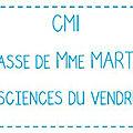 CM1 Mme Ma