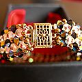 bracelet 3 rangs (attache)