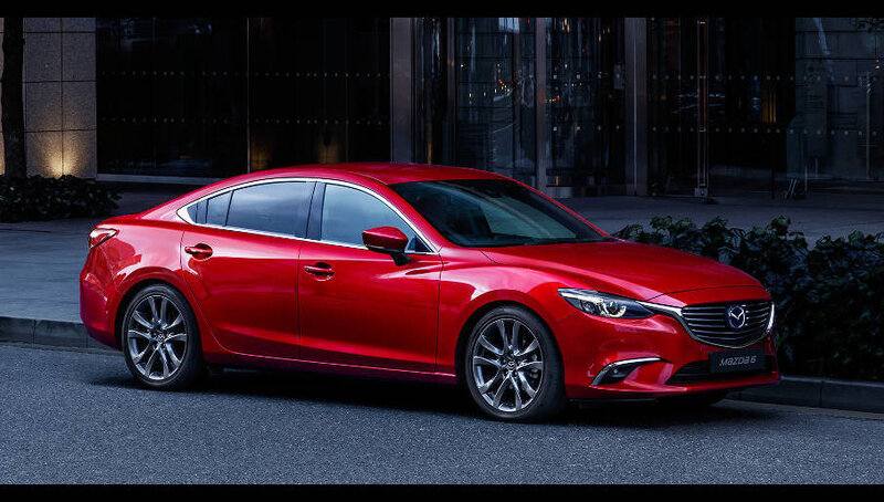 New-Mazda-6-Saloon-For-Sale