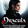 Dracula : l'Amour plus fort que la Mort - le Spectacle de <b>Kamel</b> <b>Ouali</b>