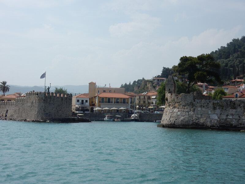 Le port de Navpaktos DSCN7023