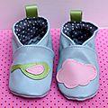 Souliers de petites filles...