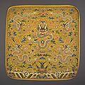 Textiles chinois du musée Guimet