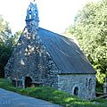 La chapelle . . .