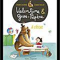 Valentine et gros pépère à l'école, de orianne lallemand, chez gautier-languereau
