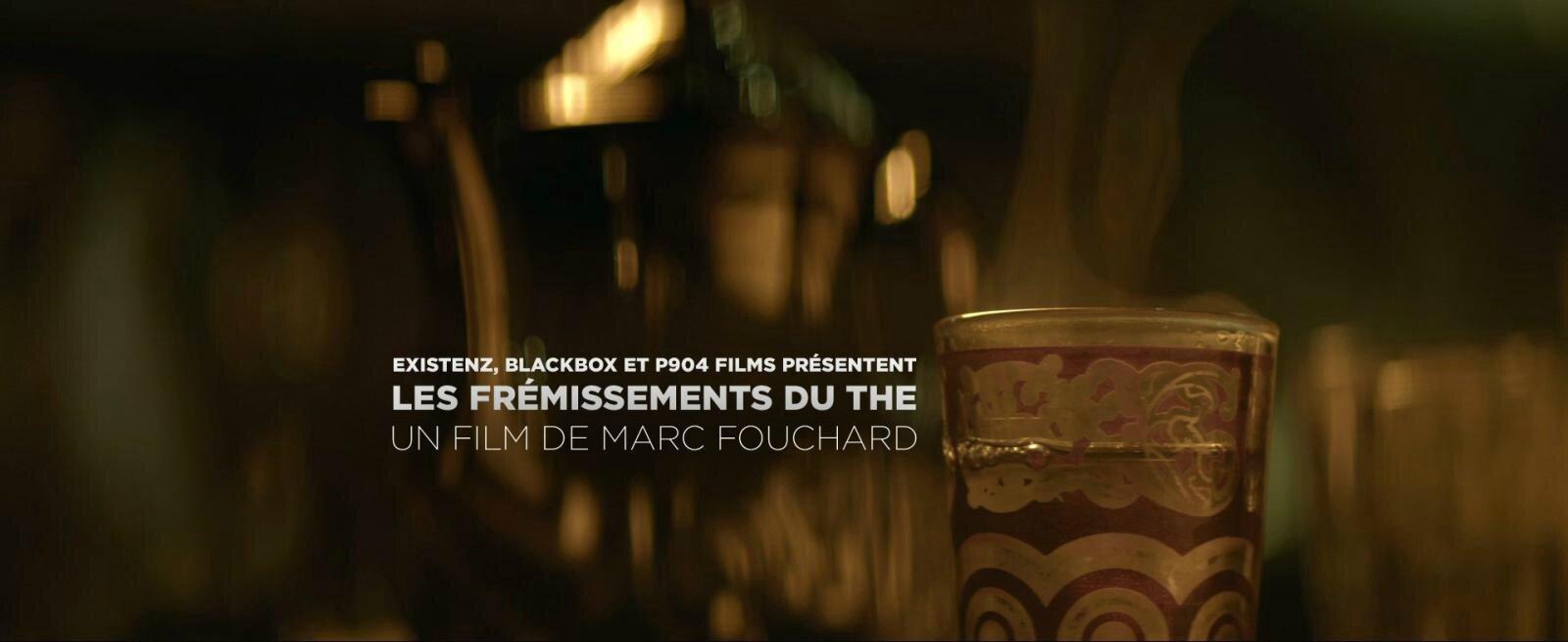 Les frémissements du thé, de Marc Fouchard (2014)