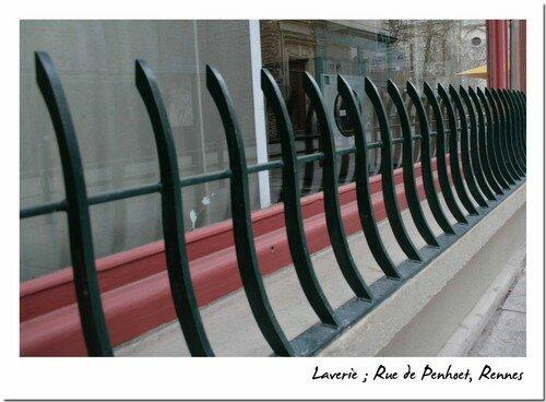 laverie rue de Penhoët, Rennes