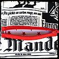 41. imprimé journal et étoilé rouge - intérieur