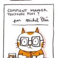Michel, un chat savant