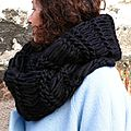 Black river: le nouveau snood