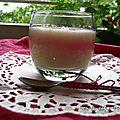 Semoule au lait