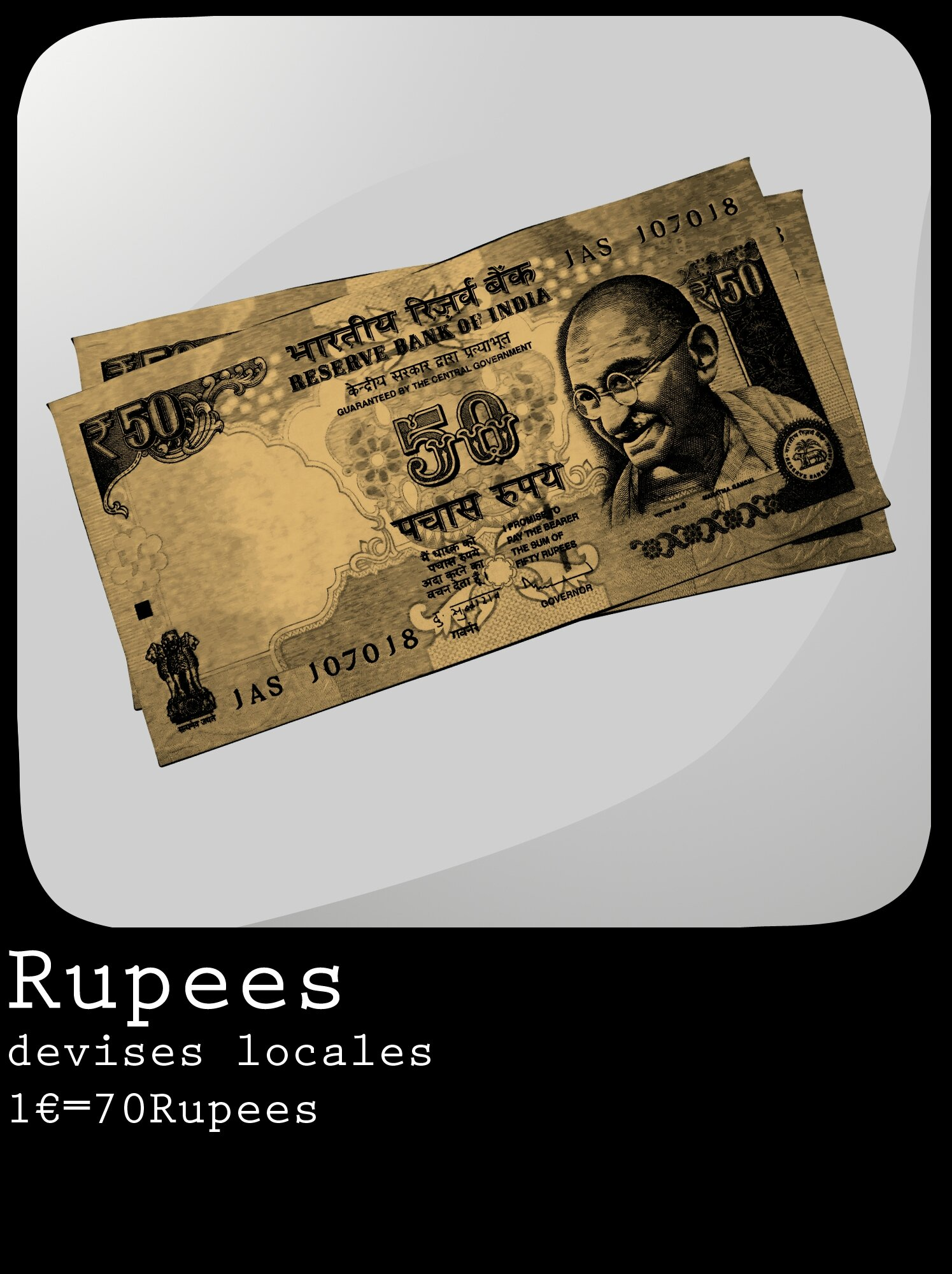 rupees