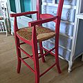 <b>CHAISE</b> ROUGE