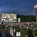 Ciné en plein air - Paris été <b>2015</b>