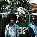 Les Jackson 5 en Jamaïque, 1975