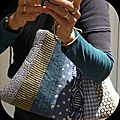 Un sac japonais pour les 20 ans d'une demoiselle