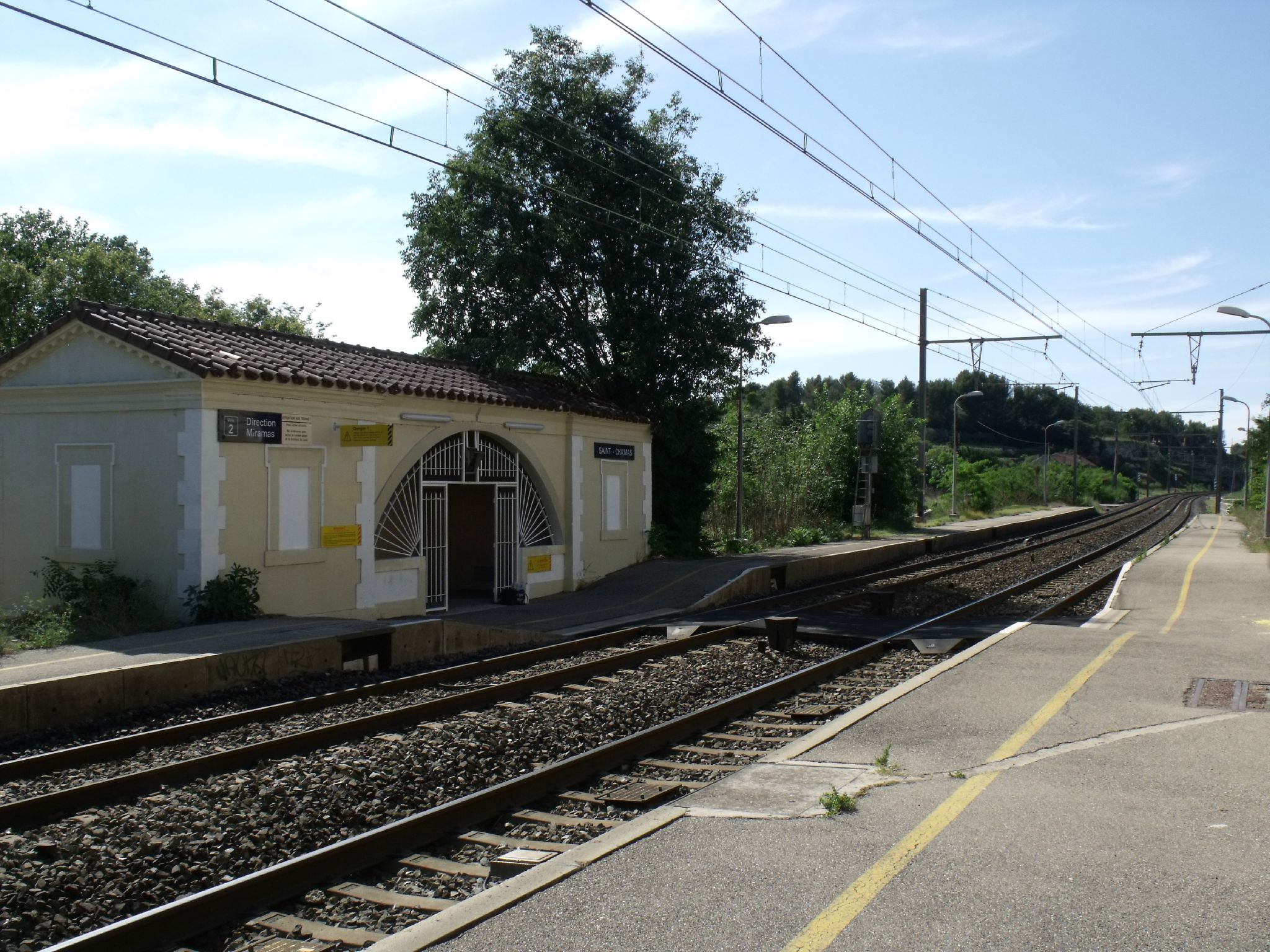 Saint-Chamas (Bouches-du-Rhône - 13) 2