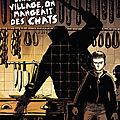 BD : DANS MON VILLAGE ON MANGEAIT DES CHATS: Graine de voyou