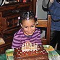 064 - Loanne 6 ans ! déjà