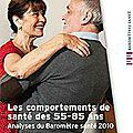 Agevillage : Le <b>lien</b> <b>social</b> : essentiel pour bien vieillir, selon le Baromètre INPES
