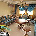 <b>Salon</b> <b>marocain</b> vous partage des meubles de haut design <b>2017</b>