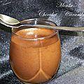 Mousse chocolat / carambars
