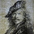 <b>Rembrandt</b> etchings brought together in exhibition at Allen Memorial Art Museum