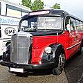 MERCEDES O3500 Luc van Duffel 1954