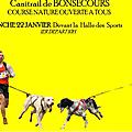 Dimanche 22 janvier 3eme canitrail/canicross de bonsecours
