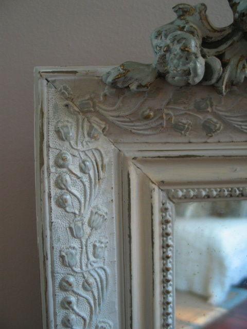 Miroir 19 ème Style Louis XV
